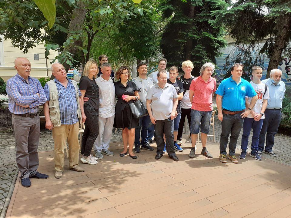 Блиц турнир к 100-летию со дня рождения Когана Е.Е.